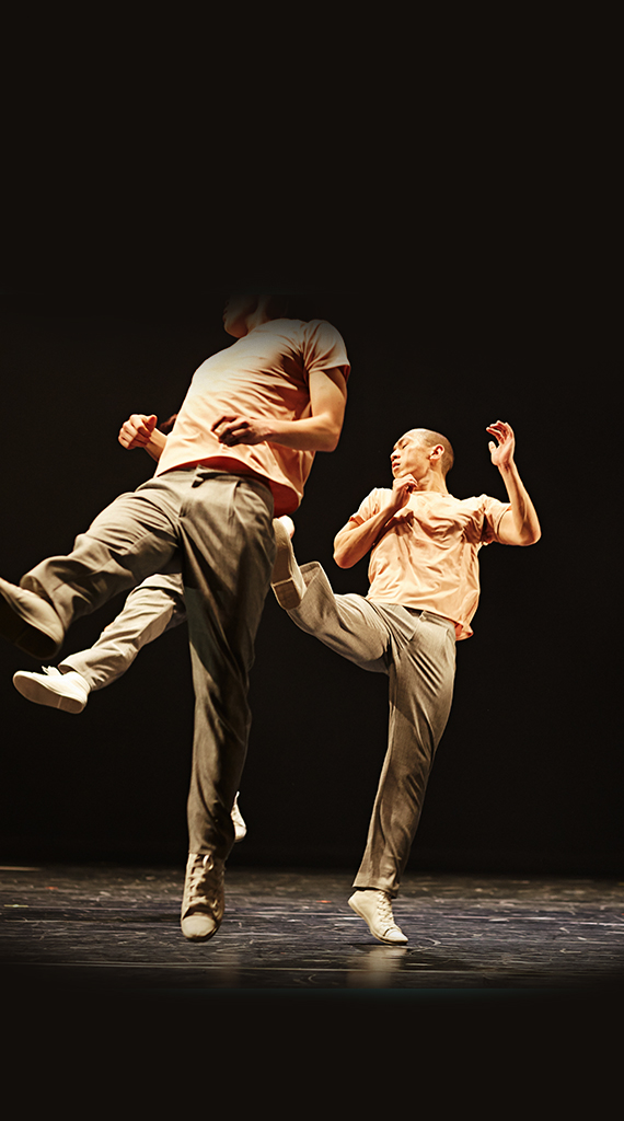 'Triple Bill' with Laboratory Dance Project(LDP)
