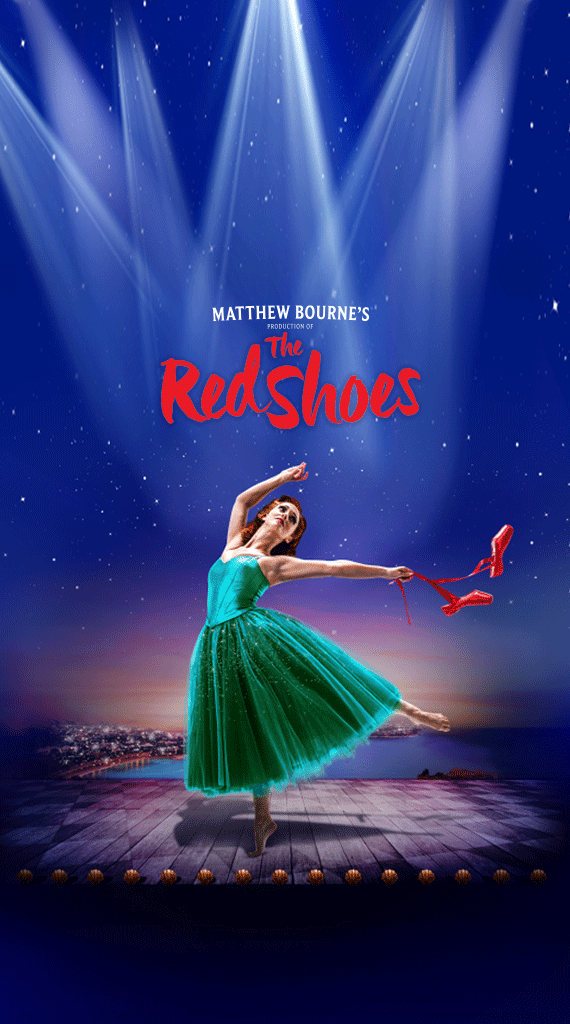 Matthew Bourne <The Red Shoes>